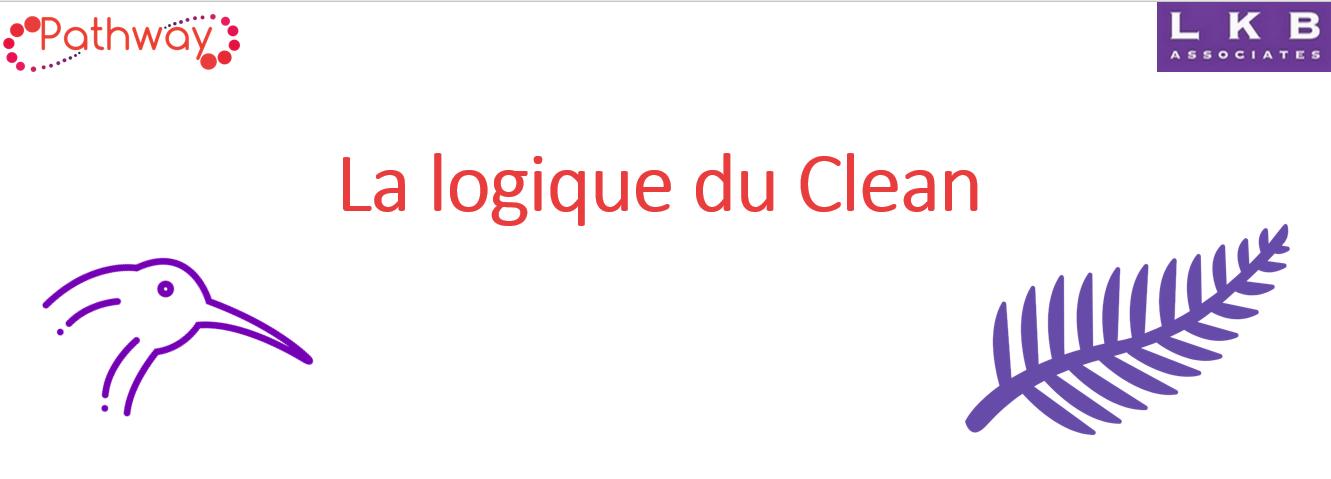 Clean Coaching - Clean Language - La logique du Clean